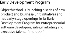 Early Development Program
